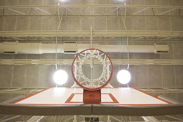 מתקני כדורסל